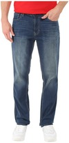 Calvin Klein Jeans Slim Straight Denim in Authentic Blue Men's Jeans