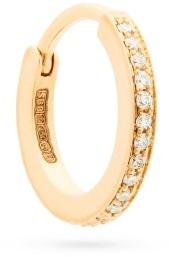 Sophie Bille Brahe Daisy Diamant Diamond & 18kt Gold Single Earring - Gold
