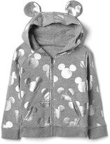 Gap babyGap | Disney Baby Mickey Mouse embellished zip hoodie