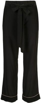 Kiki de Montparnasse Tie Waist Pyjama Bottoms