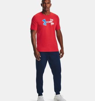Under Armour Men's UA Freedom Big Flag Logo T-Shirt
