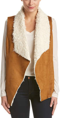 Central Park West Gstaad Sweater Vest