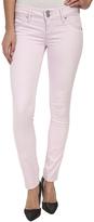 Hudson Pink Nicole Skinny Jeans
