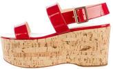 Giuseppe Zanotti Roz Flatform Sandals
