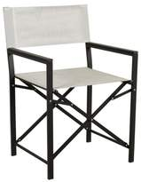 Threshold Bryant Sling Outdoor Director Patio Chair