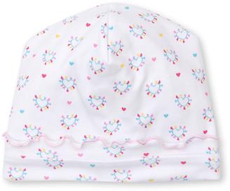Kissy Kissy Fun-Loving Llamas Pima Baby Hat, Size Newborn-Small