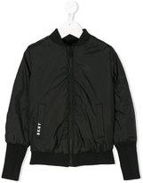 DKNY classic bomber jacket