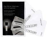 Artdeco Eye Brow Stencils & Brush Applicator
