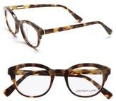 Derek Lam Women's 46Mm Optical Glasses - Dark Grey