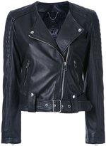 Diesel 'Caspu' biker jacket