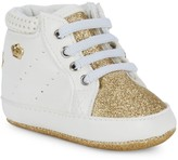 Juicy Couture Girl's Glitter High-Top Sneakers