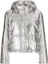 MSGM padded jacket - women - Polyester - 38