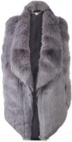 Rene Lezard Vegan Fur Vest