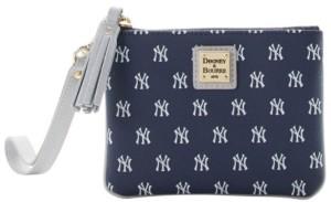 Dooney & Bourke New York Yankees Stadium Wristlet