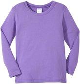 City Threads Basic Tee (Toddler/Kid) - Medium Purple-4