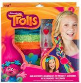 Trolls Hair Accessory and Braiding Kit