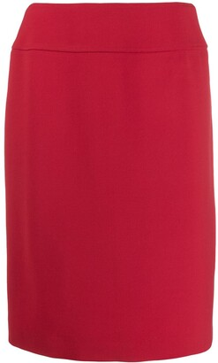 Dolce & Gabbana Pre Owned 1990s Pencil Skirt