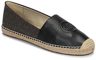 MICHAEL Michael Kors DYLYN women's Espadrilles / Casual Shoes in Black