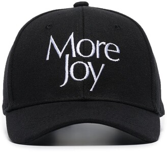 More Joy Logo-Embroidered Baseball Cap