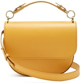 Sophie Hulme The Bow saddle-leather cross-body bag