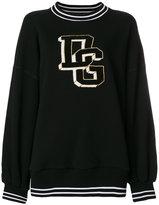Dolce & Gabbana patch jumper