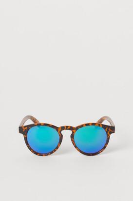 H&M Round Sunglasses - Beige
