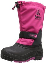 Kamik Waterbug5 Wide Winter Boot (Toddler/Little Kid/Big Kid)
