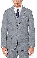 Perry Ellis Slim-Fit End-on-End Jacket