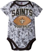 Gerber New Orleans Saints Camo Bodysuit - Infant