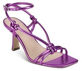 Marc Fisher Women's Nalani Mid Heel Sandals