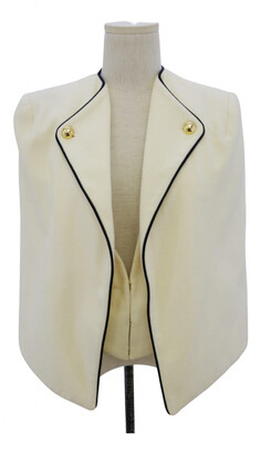Sass & Bide white Wool Jackets