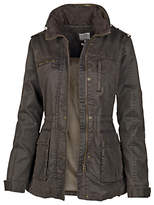 Fat Face Sussex Four Pocket Shell Jacket , Chocolate