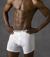 Polo Ralph Lauren Classic-Fit Cotton Button-Fly Boxer Briefs 3-Pack
