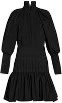 Ellery Skyward bubble-sleeved mini dress