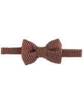 Tom Ford arrows pattern bow tie - men - Silk - One Size