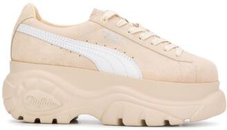 Puma x Buffalo platform sneakers