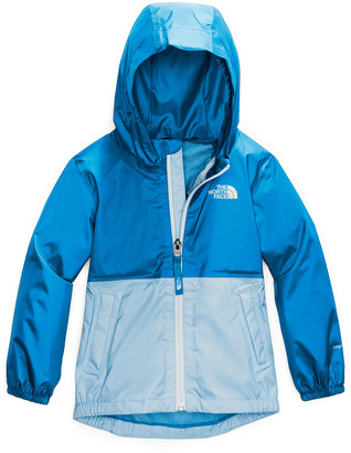 The North Face Boy's Zipline Two-Tone Rain Jacket, Size 2-4T