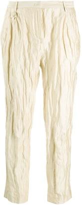 Lorena Antoniazzi cropped trousers