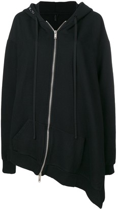Unravel Project Asymmetric Fit Hoodie