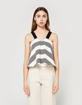 Isle Striped Top