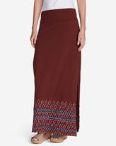 Eddie Bauer Women's Festival Maxi Skirt