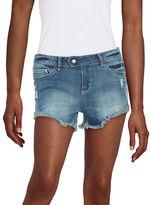 Dittos Cut-Off Denim Shorts