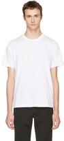 Comme des Garcons White Basic T-shirt