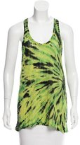Proenza Schouler Tie-Dye Sleeveless Top