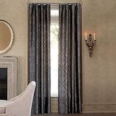 Royal Velvet Madrid Rod-Pocket/Back-Tab Curtain Panel