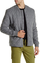 Sovereign Code Sotelo Quilted Bomber Jacket