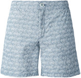 Fashion Clinic Timeless - lines print swim shorts - men - Nylon/Spandex/Elastane - S