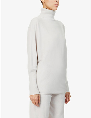 Johnstons Martha turtleneck cashmere jumper