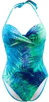 Kiwi 1 Piece Turquoise Swimsuit Amazonie TURQUOISE