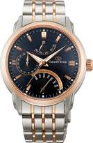 Orient Star Watch Star Classic Classic Men's Retrograde WZ0021DE